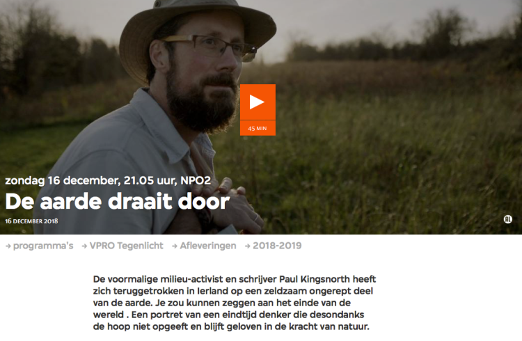 paul kingsnorth docu